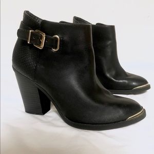 Black Rock and Republic Booties